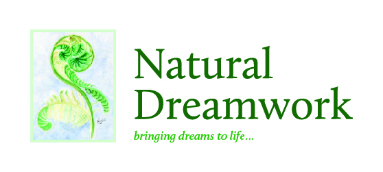 natural dreamwork primary logo color